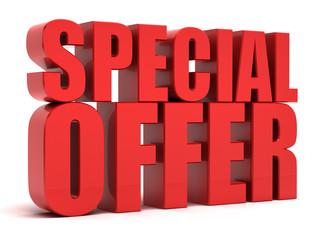 Special Offer 3d