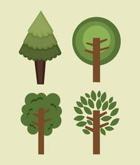 nature forest design