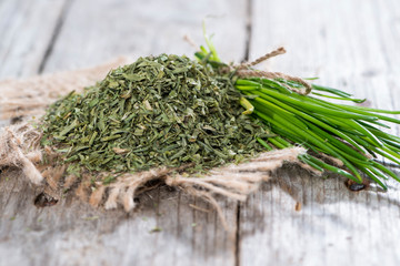 Dried Chive