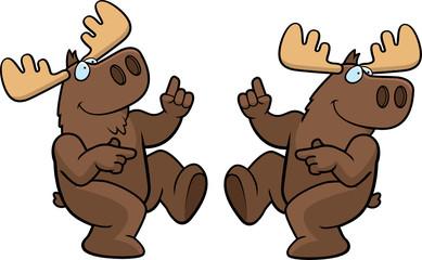 Moose Dancing