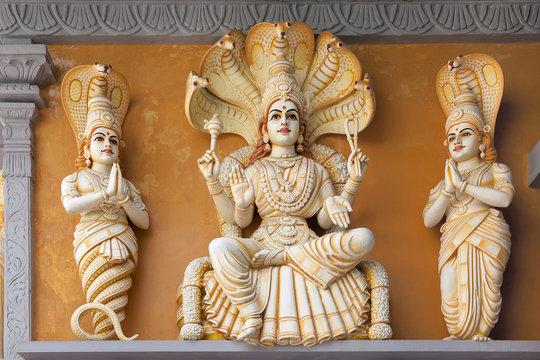 Hindu God Patanjali Statue