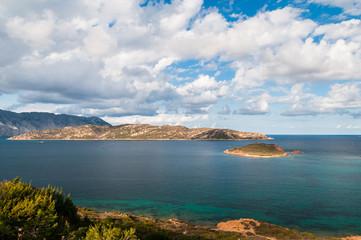 Sardinia: Capo Coda Cavallo Bay