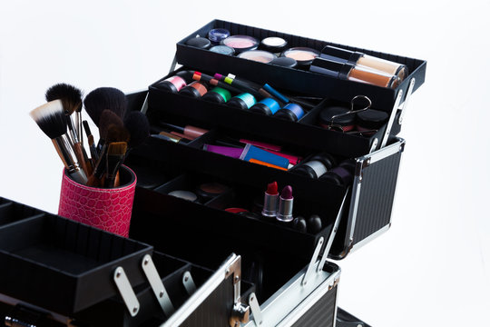 Makeup brushes and tools
