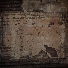 Deurstickers Oude vuile getextureerde muur Corroded background