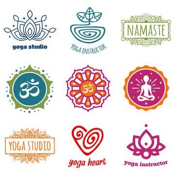 Yoga graphics