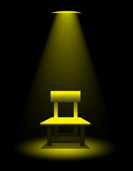 Interrogation Room Vector