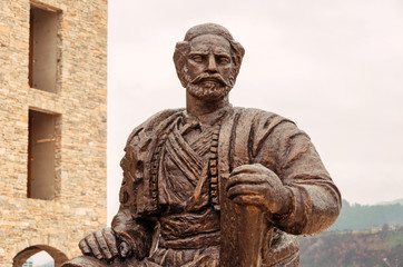 Petar II Petrovic - Njegos statue