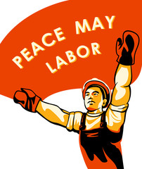 Workers' Day poster