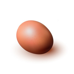 realistic picture of fresh eggs for Easter
