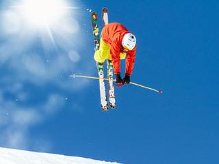 aerials ski
