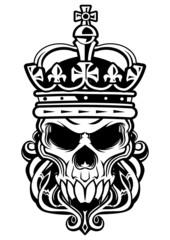 king of skull