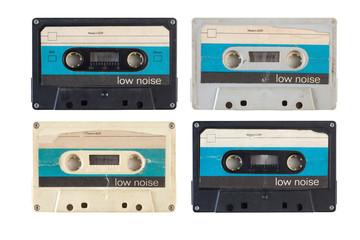 alte Musikkassetten aus der DDR