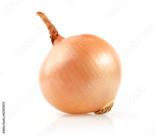 """Onion Wallpaper Hd: """"Onion Isolated On White Background"""" Photo Libre De Droits"""