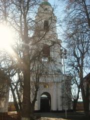 Mgarsky monastery: bell tower