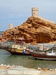 Sur (Ṣūr,Sour) Oman Sultanat Moyen Orient Middle East