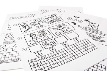 training manuals on mathematics