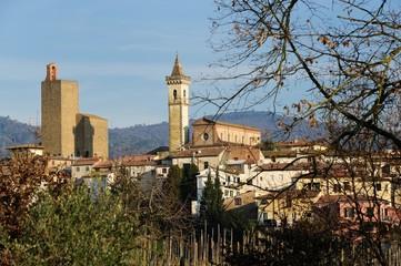 Vinci-Panoramic view