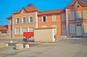 mairie de bétant bugey