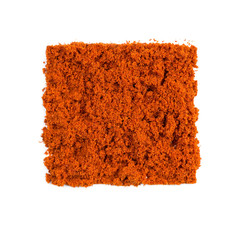 Red ground pepper