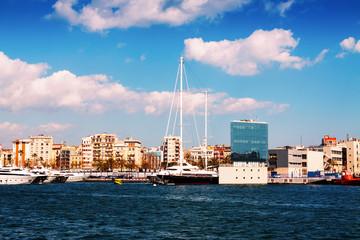 Port Vell. Barcelona