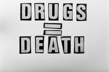 Drug abuse warning
