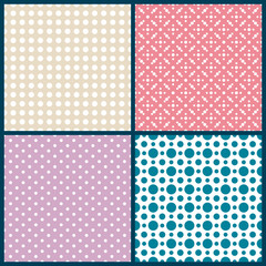 Dots Pattern Retro
