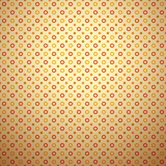 Abstract dot pattern wallpaper. Vector illustration