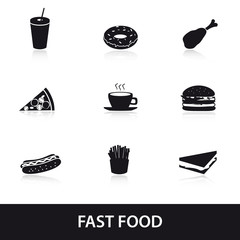 fast food eps10