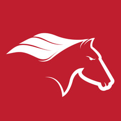 Cool Horse Red