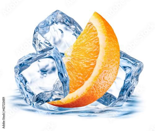 Апельсин в воде загрузить