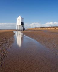 Burnham On Sea Lighthouse Somerset England