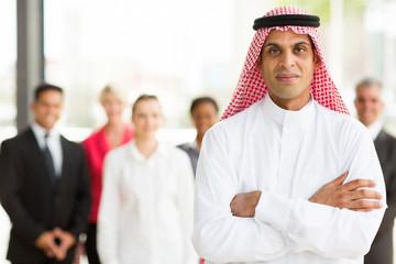 muslim businessman