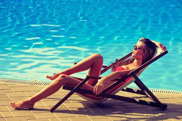 sunbath