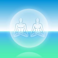 Dual Soul Meditation Sphere