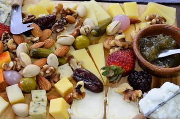 Käse Platte Gourmet