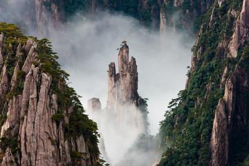 Huang Shan, Anhui Province, China