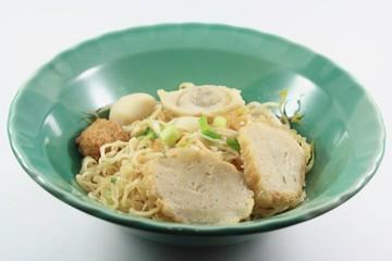 Thai noodle foodm, Rice Noodles Soup