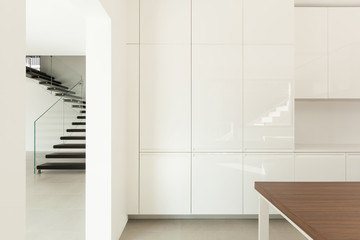 Interior of modern house