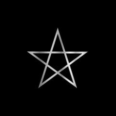 Pentagram- Religious symbol of satanism
