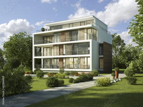 Wohnhaus modern stockfotos und lizenzfreie bilder auf for Wohnhaus modern