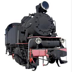 little old locomotive