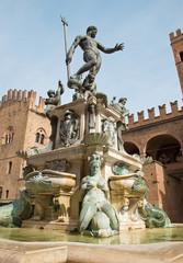 Bologna - Fontana di Nettuno or Neptune fountain