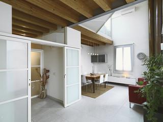 Soffitti In Legno Moderni : Soffitti in legno moderni soffitti in legno bianco con