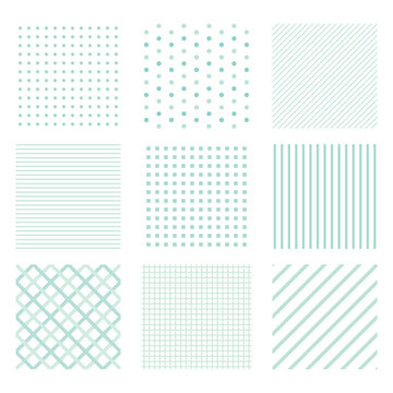seamless simple patterns