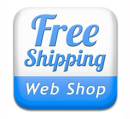 free shiping web shop