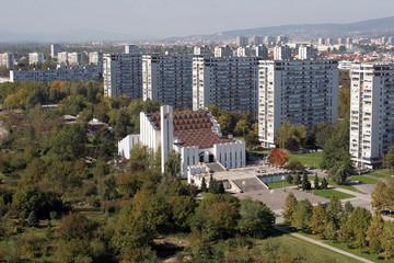 Church of Holy Cross in Zagreb