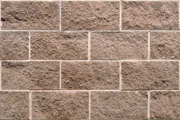 Seamless Cinderblock Wall Background