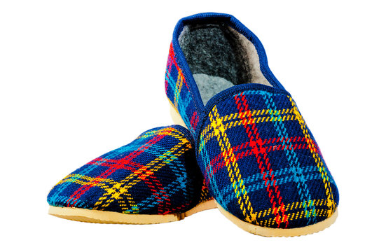 children's home warm slippers for winter