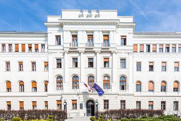 The Supreme Court of Slovenia, Ljubljana