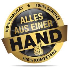 Alles aus einer Hand! – 100% Qualität, Service, Kompetenz